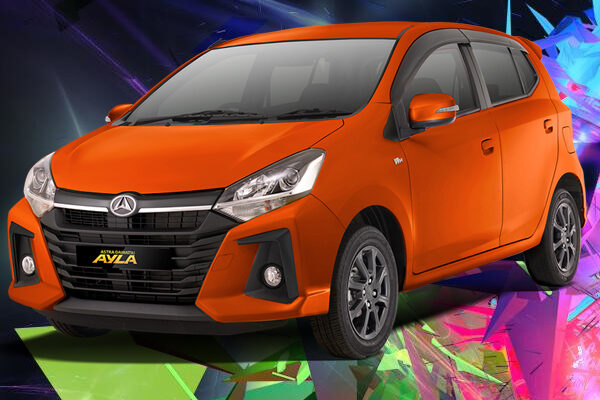 Daihatsu All New Ayla